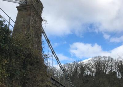Whorlton Bridge Remedial Works